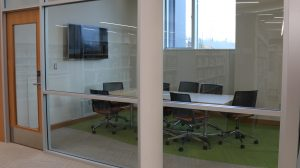 "Samsung 55"" TV Monitor in conference rooms"